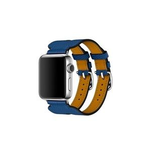 The Apple Watch Hermès with the Double Buckle Cuff